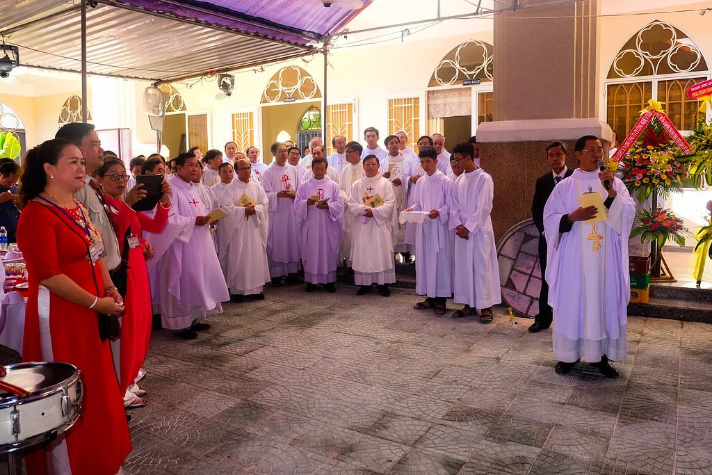 Thánh lễ tạ ơn khánh thành nhà thờ Hòa Cường – Giáo phận Đà Nẵng - Ảnh minh hoạ 4