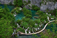 Plitvice Lakes (Zanahr) Tags: place places plitvice park naturepark nationalpark nature ngc nikon naturelover ngm unesco lakes waterfall water landscape lake