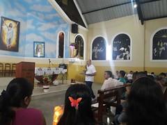 Primera charla de la mision parroquial: la familia, por Aitor
