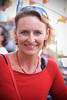 Stranger #048/100 - Heidi (reinh_3008) Tags: 100 strangers heidi portrait woman red hochzeit landshut landshuterhochzeit summer hot smiling blonde 100strangers reinh3008