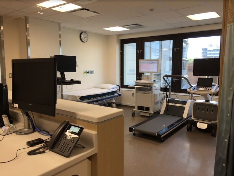 New UI Heart and Vascular Center