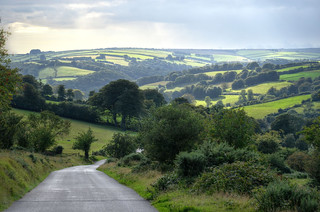 Exmoor landscape (Explored)