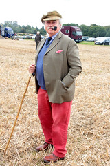 Portraits from a rural community - Humphrey.       (in explore ;-)))) (Finding Chris) Tags: chrisbarbaraarps canon60d westgrinstead ploughingmatch agricultural show tractors horses cattle sheep localproduce clayshooting tugofwar gundogs ferrets portraits portraiture pipesmoking humphrey avon inexplore explored