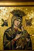 Madonna Mosaic (teltone) Tags: wirral seaside merseyside coast rivermersey northwest icons summer stroll flaneur street canon 5dmkiii fullframe aperture raw