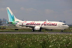 Caribbean Airlines  9Y-POS (shumi2008) Tags: caribbeanairlines boeing boeing737 boeing738 b737800 toronto torontopearson yyz