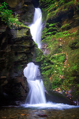 St Nectan's Glen (Rich Walker75) Tags: waterfall waterfalls cornwall water longexposure longexposures longexposurephotography landscape landscapes landscapephotography canon eos100d efs1585mmisusm eos