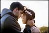 Kim + Michael III (Christopher M Ebarb) Tags: film kodak kodakfilm portra portra400 35mmfilm nikon nikomat slr portrait couple engagement