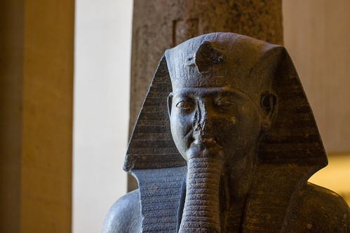 Portrait de Pharaon