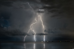 """""""Why I Love Thunderstorms"""" :) (D~P~B) Tags: thunderstorms ridethelightning lightning ridersonthestorm storms florida"""