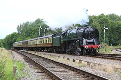 92214 Swithland GCR 220717 J Neave (John Neave) Tags: railway locomotive greatcentralrailway