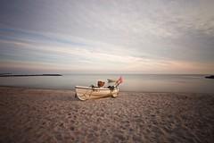 Ostsee (kuestenkind) Tags: boot fishermansfriend ostsee balticsea fischen meer kalt herbst langzeitbelichtung longexposure