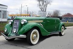 1935 Auburn 851 Supercharged Phaeton (edutango) Tags: awb 935 ame old 130 e3 fv5
