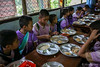Lunch 6205 (Ursula in Aus) Tags: banhuaymaegok banhuaymaegokschool hilltribeeducationprojects maehongson maesariang thep thailand