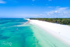 The award winning Diani Beach