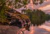 Uitonsalmi, Tanhuvaara, Savonlinna (Joni Salama) Tags: savonlinna hdr vesi luonto järvi suomi kesä southernsavonia finland fi summer sunset auringonlasku nature