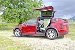 ZoePionierin testet: Tesla Model X