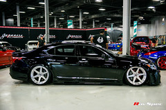 "WEKFEST 2017 NJ Ravspec WORK Zeast St 1 - Lexus LS Aimgain Widebody Kit • <a style=""font-size:0.8em;"" href=""http://www.flickr.com/photos/64399356@N08/36582832381/"" target=""_blank"">View on Flickr</a>"