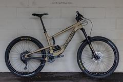 Desert Rat... (As The Light Slowly Fades...) Tags: bikes santa cruz mtb enduro downhill pushbike bicycle