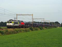 Captrain 1621 (jvr440) Tags: trein train spoorwegen railroad railways teuge deventer apeldoorn captrain raillogix 1600 1621 1618