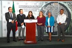 Conferencia De Prensa Comisión De Asuntos Migratorios 5 de Septiembre del 2017 (CamaradeDiputados) Tags: conferencia de prensa comisión asuntos migratorios 5 septiembre del 2017