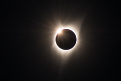 Leaving Totality (pbandy) Tags: backyard home mcminnville totaleclipse2017 nature oregon totality eclipse sun
