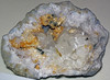 Geode (Peebles, Ohio, USA) (James St. John) Tags: geode peebles ohio quartz calcite barite dolomite pyrite sphalerite geodes mineral minerals crystal crystals