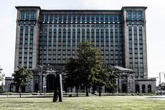 Detroit 2017 (Ledesastre) Tags: detroit usa motorcity abandonned decay urbex urbexphotography photography urban urbanphotography railway detroitcity