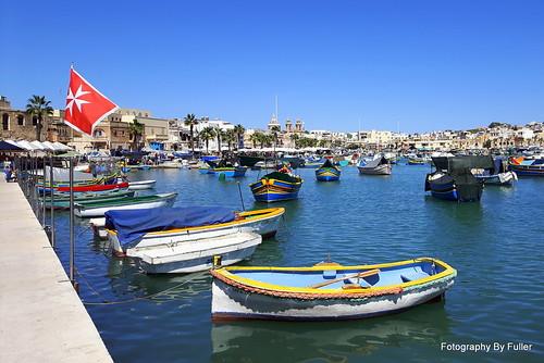 066. Marsaxlokk,  Malta. 21-Sept-17. Ref-D135-P.Ma066
