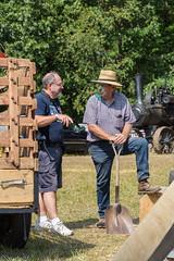 Mid Michigan Gas Tractor Assoc 2017 (Jan Davis Ruthig) Tags: tractor gasengine midmichigantractorassoc festival antique historic farm farming historical fair tractorshow event clarksville michigan