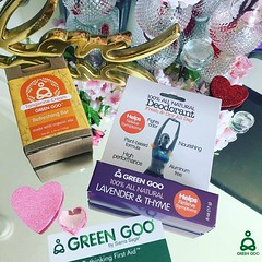 Buy Green Goo Natural Deodorant to Fight Body Odor Effectively (Green Goo by Sierra Sage Herbs) Tags: natural deodorant