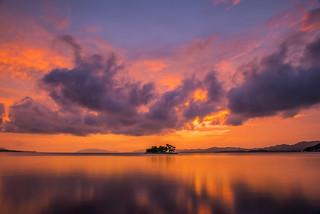 sunset 2858