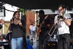 DSC_1781 Gillett Square Live Music Saturdays Dalston London Kaffa Ethiopian Coffee with Fabien August 26 2017 (photographer695) Tags: gillett square live music saturdays dalston london kaffa ethiopian coffee with fabien august 26 2017