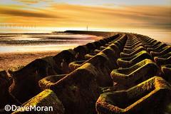 New Brighton,Tide Breaker (DaveMo2017) Tags: newbrighton wallasey liverpool seascape landscape sea sand colour water cloud canon efs50mm 18 700d sunset sun efs1855 kitlens light lighthouse