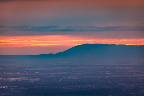 Melbourne Sunset-2