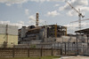 Chernobyl NPP Reactor 4 (skvadripop) Tags: chernobyl nuclear power plant reactor four disaster old sarcophagus