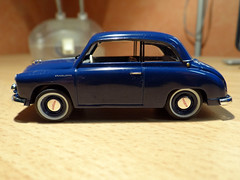 Panhard Scarlette (Jack 1954) Tags: miniature car ancêtre old panhard