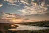 haywardshore-032 (Yvonne Rathbone) Tags: sfbay ebparksok haywardshoreline wideangle sunset water eastbayregionalparks outdoors clouds challengegamewinner