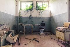 downfall (Andy Schwetz ( andyschwetz,de)) Tags: urbex abandoned hospital forgotten decay abbandonata italy ospedale rotten vefall beautyindecay canoneos6d andyschwetz canon1635f40 zukunftohnemenschen ivory