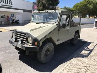 Umm ATV - Algarve, Portugal.