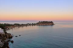 Kusadasi shore at sunrise (jlsotomayor40) Tags: turkey kusadasi sunrise sea coast