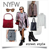 NYFW Street Style (brandacrafts) Tags: nyfw streetstyle bags blazer prefall2018 combatboots plaidblazer italianhandbags bagsbypancha panchabags frye raxclothing mango tangenteclothing mannaclothing