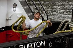 r_170903399_beat0053_a (Mitch Waxman) Tags: 2017greatnorthrivertugboatrace 42ndstreet buchanan donjon fireboatjohnjharvey hudsonriver midtown millerslaunch mistert newyorkcity newyorkharbor tugboat workingharborcommittee newyork
