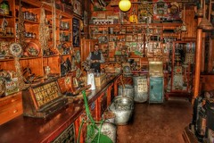 Co-op hardware store. (robbie484) Tags: coophardware hardware shop shopkeeper beamishmuseum beamish