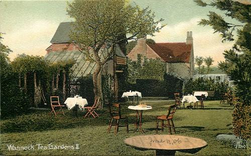 The Wannock Tea Garden
