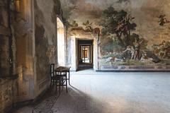(Kollaps3n) Tags: abandoned decay urbex nikon urbanexploration villa italia italy abbandono