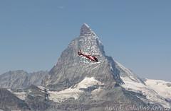 HB-ZAZ (_altaria01669_) Tags: hbzaz hb zaz swiss switzerland suiza schweiz sverizza ch matterhorn cervino gornergrat bahn helicopter helicóptero eurocopter ec 130 ec130 t2