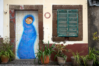 Painted Doors - Funchal Old Town