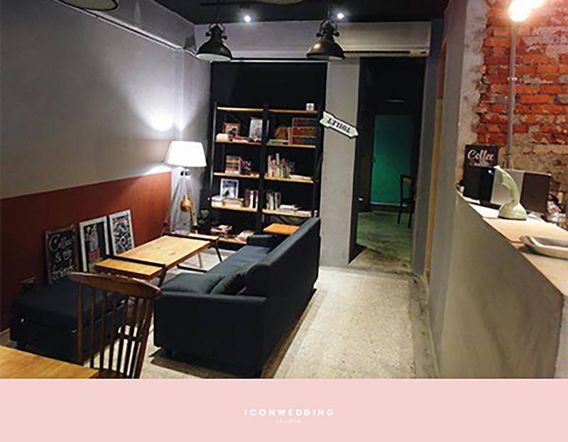 好物咖啡廳 The Haowu Spirit Cafe,食尚曼谷,熱門咖啡廳,拍婚紗咖啡廳,特色咖啡廳