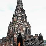 Wat Chai Watthanaram, Ayutthaya, Thaïlande thumbnail