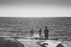 Holiday fun (przemyslawkrzyszczuk) Tags: bonifacio francja france wybrzeze lazurowe europe architektura architecutre summer lato korsyka corse corsica trip bike motor sun slonce walkway architecture mediterranean srodziemne morze sea bikini girl woman fun
